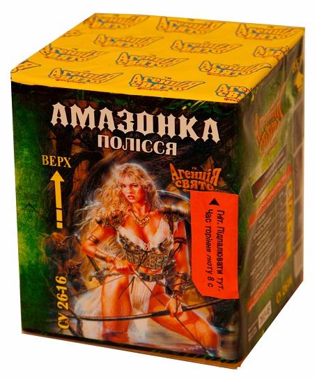 Гурт СУ 20-16 «Амазонка Полісся»
