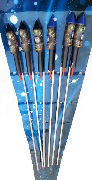 Ракета Р83 (83 см, 40м)