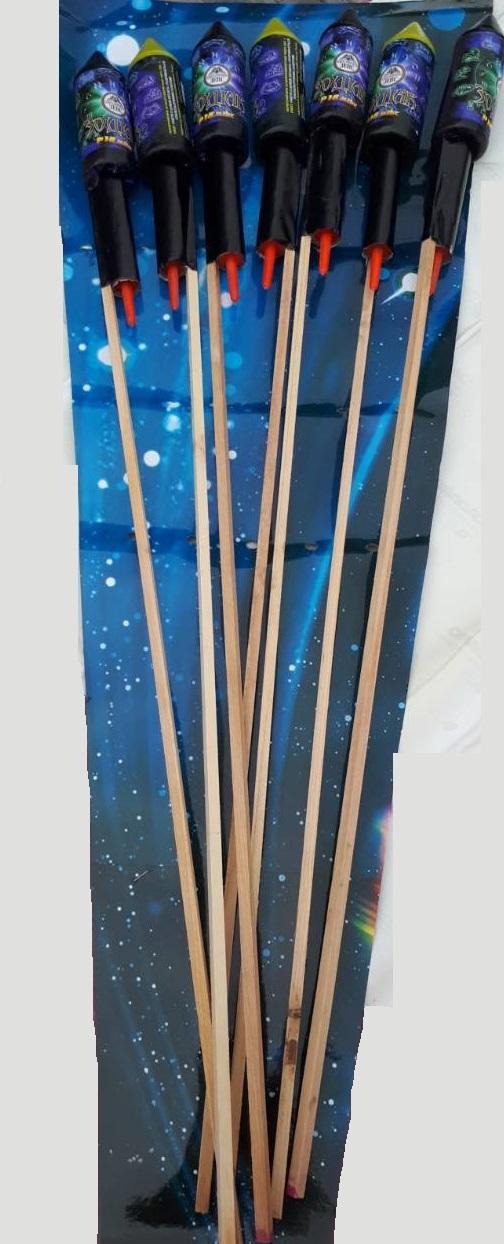 Ракета Р93 (93 см, 50-60м)