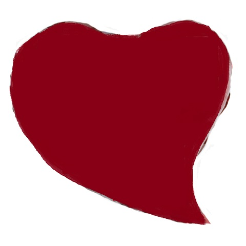 Серця, 44см