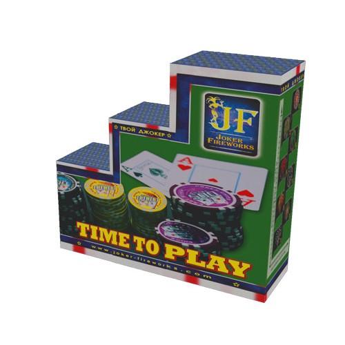 """СУ JFC1 """"Time to play"""" (20-35мм, 40 пос-в)"""