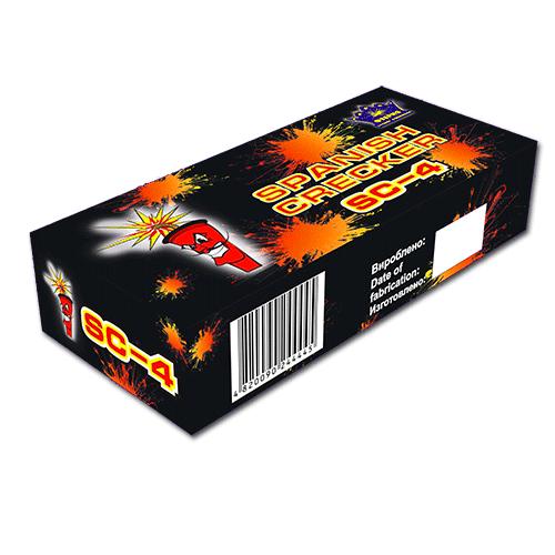 Петарда Іспанська цукерка SC-4 (1/100)