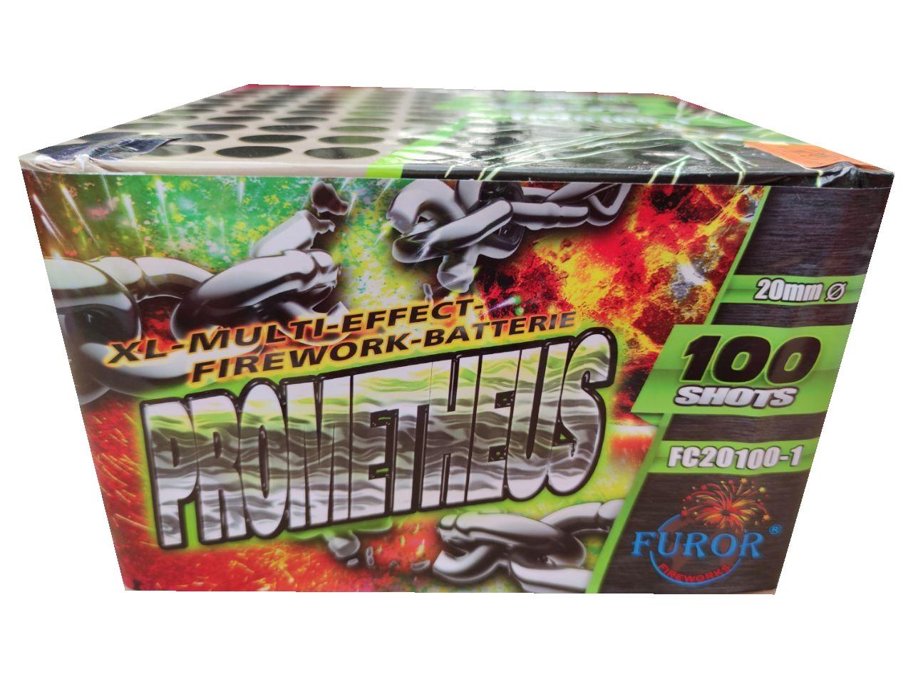 """FC 20-100-1 """"Prometheus"""" (20мм, 100 пострілів)"""