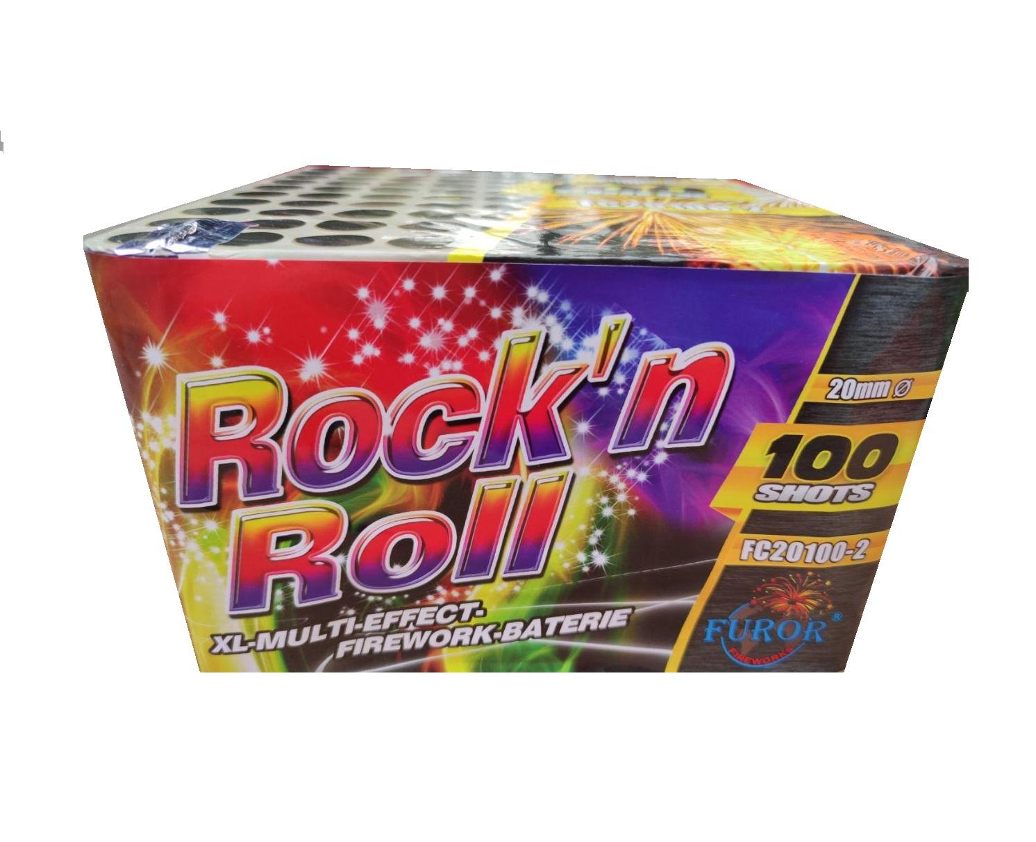 """FC 20-100-2 """"Rock'n Roll"""" (20мм, 100 пострілів)"""