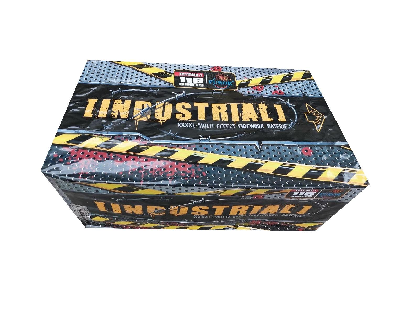 FC115 INDUSTRIAL (30-50мм, 115 пос-в)